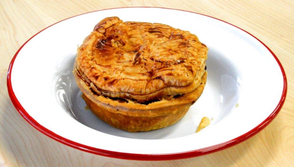 Wakefield Grange Beef Pie