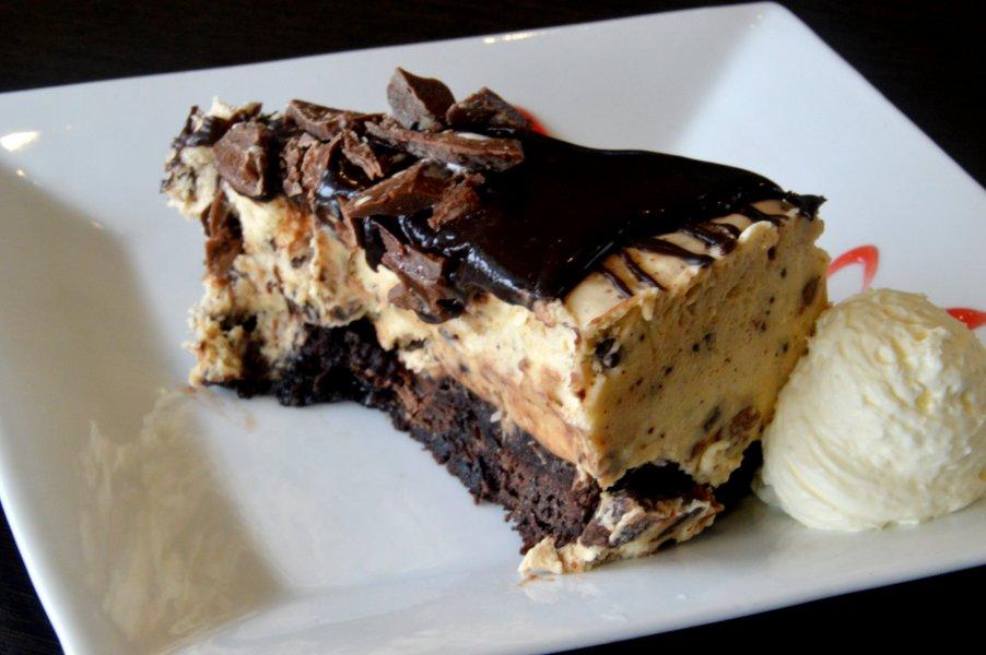 White Chocolate Toblerone Cheesecake