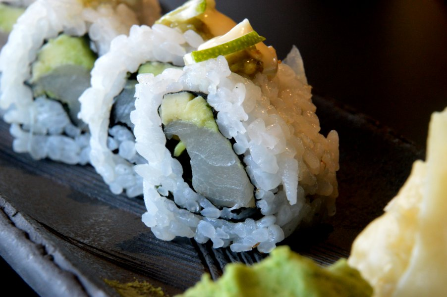 Kingfish Roll