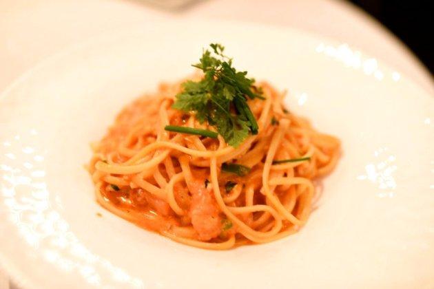 Crab Linguini