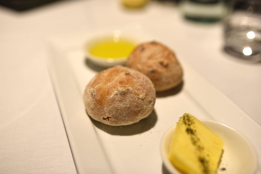 House-made Ciabatta with Hindmarsh Valley Butter
