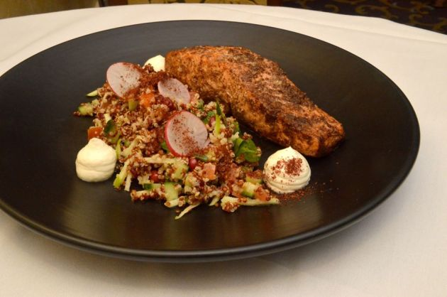 Middle Eastern Atlantic Salmon Fillet