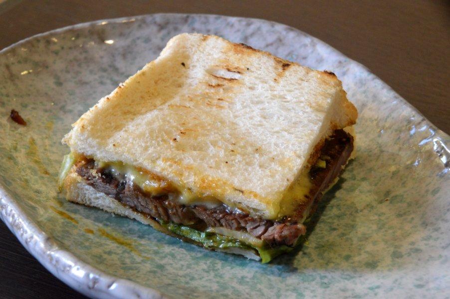 Wagyu Sandwich