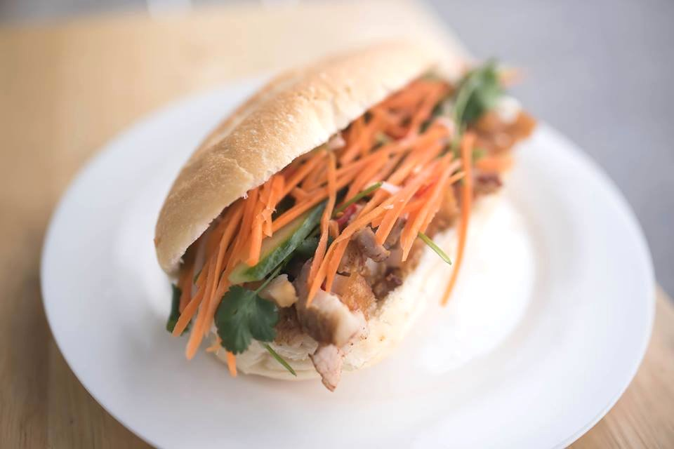 Roast Pork Banh Mi