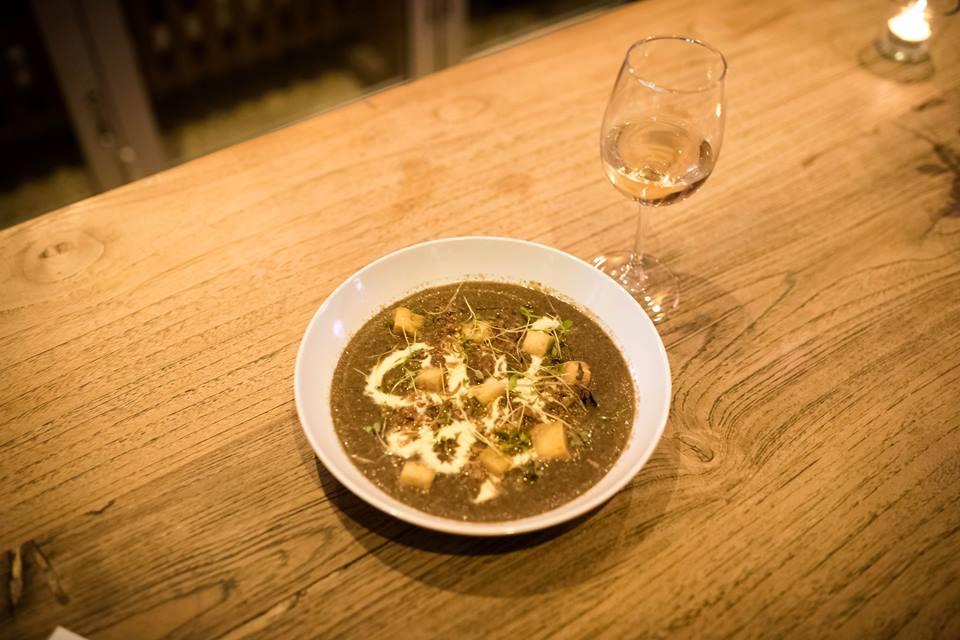 Field Mushroom Soup