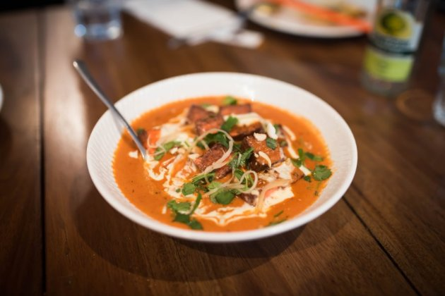 Sri Lankan Spicy Fish Curry