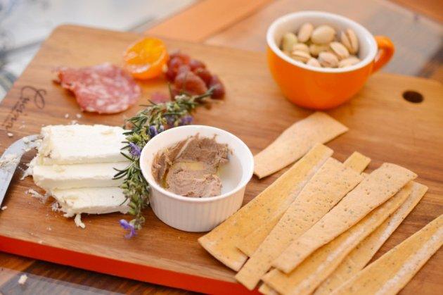 Dry White Appetiser Platter