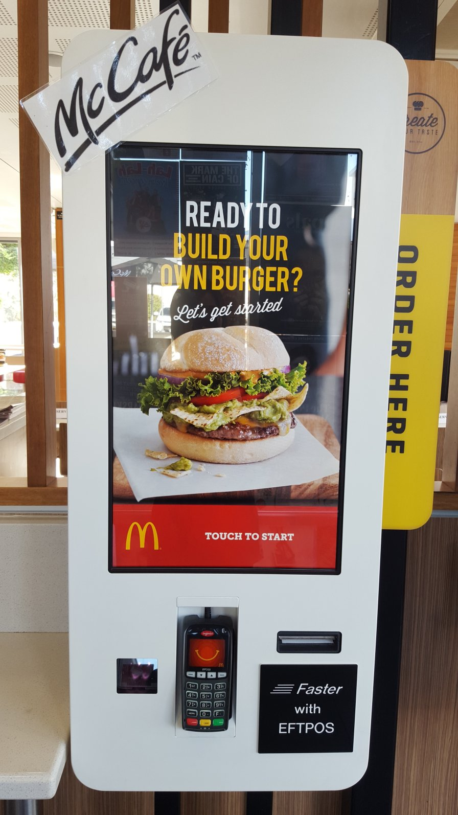 mcdonald s create your taste chicken range launch adelaide food