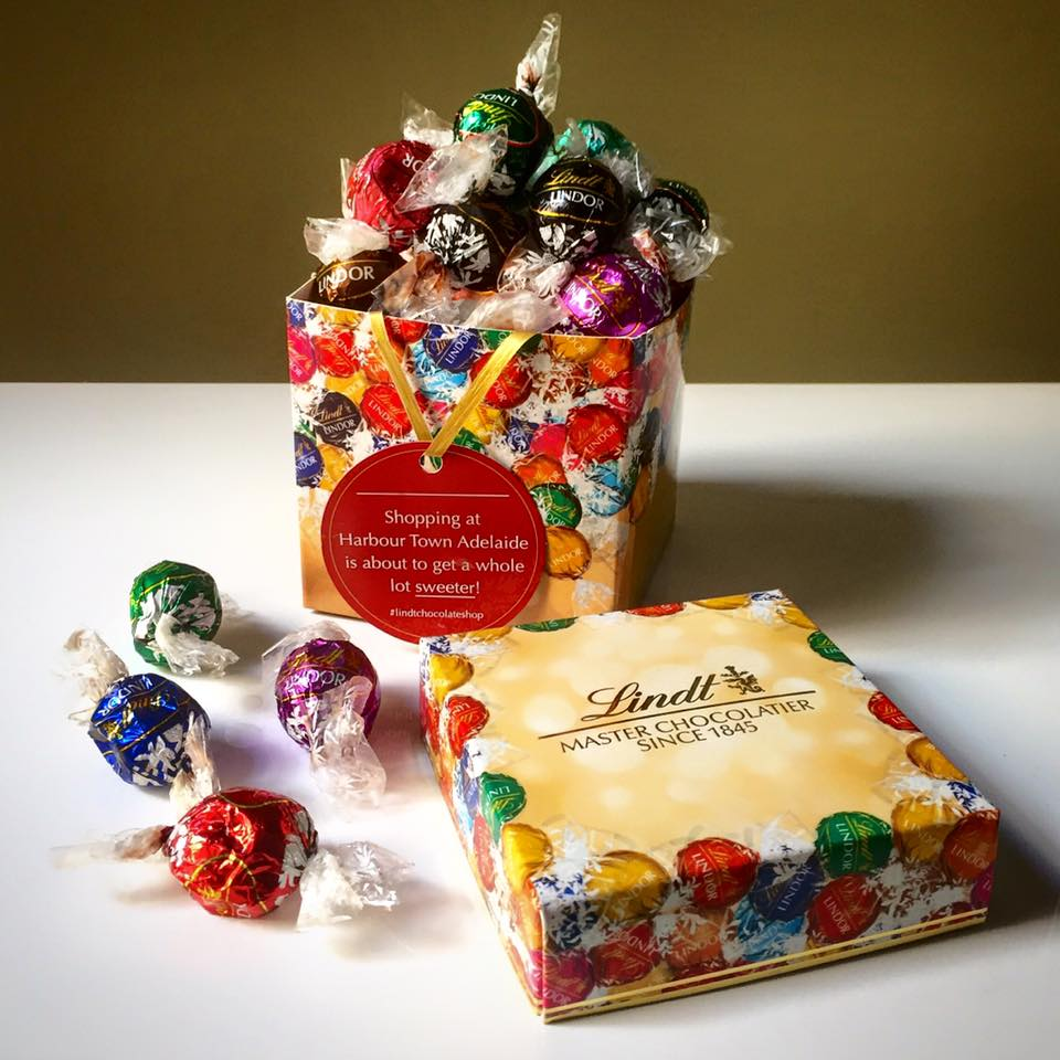 Lindt Chocolate Shop – ADELAIDE FOOD CENTRAL