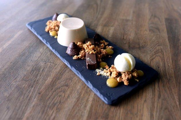 The Aviary Dessert Kitchen Menu