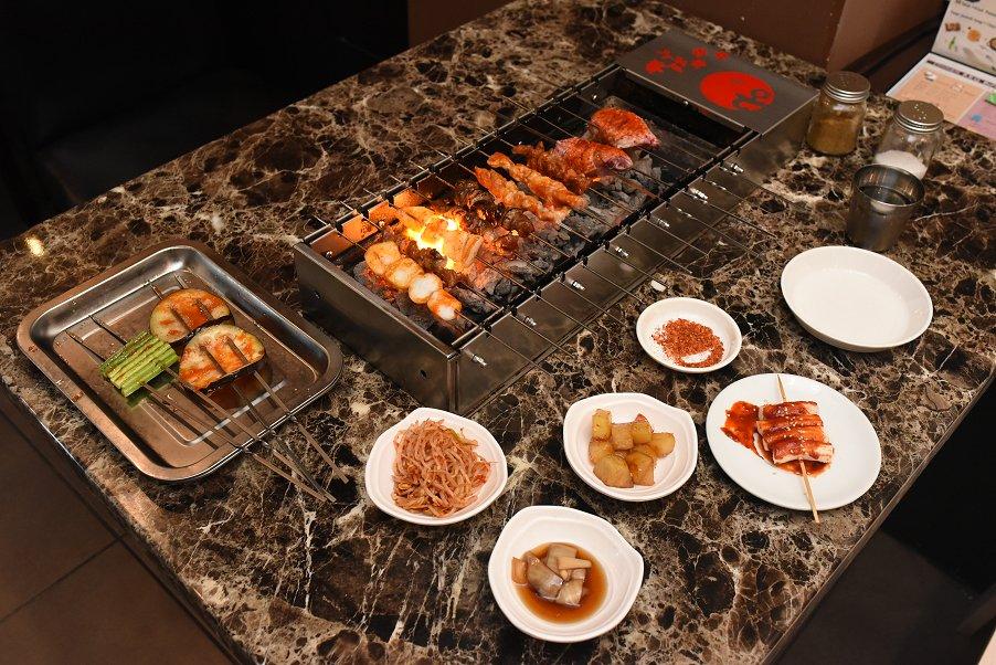 gong korean bbq restaurant adelaide food central. Black Bedroom Furniture Sets. Home Design Ideas