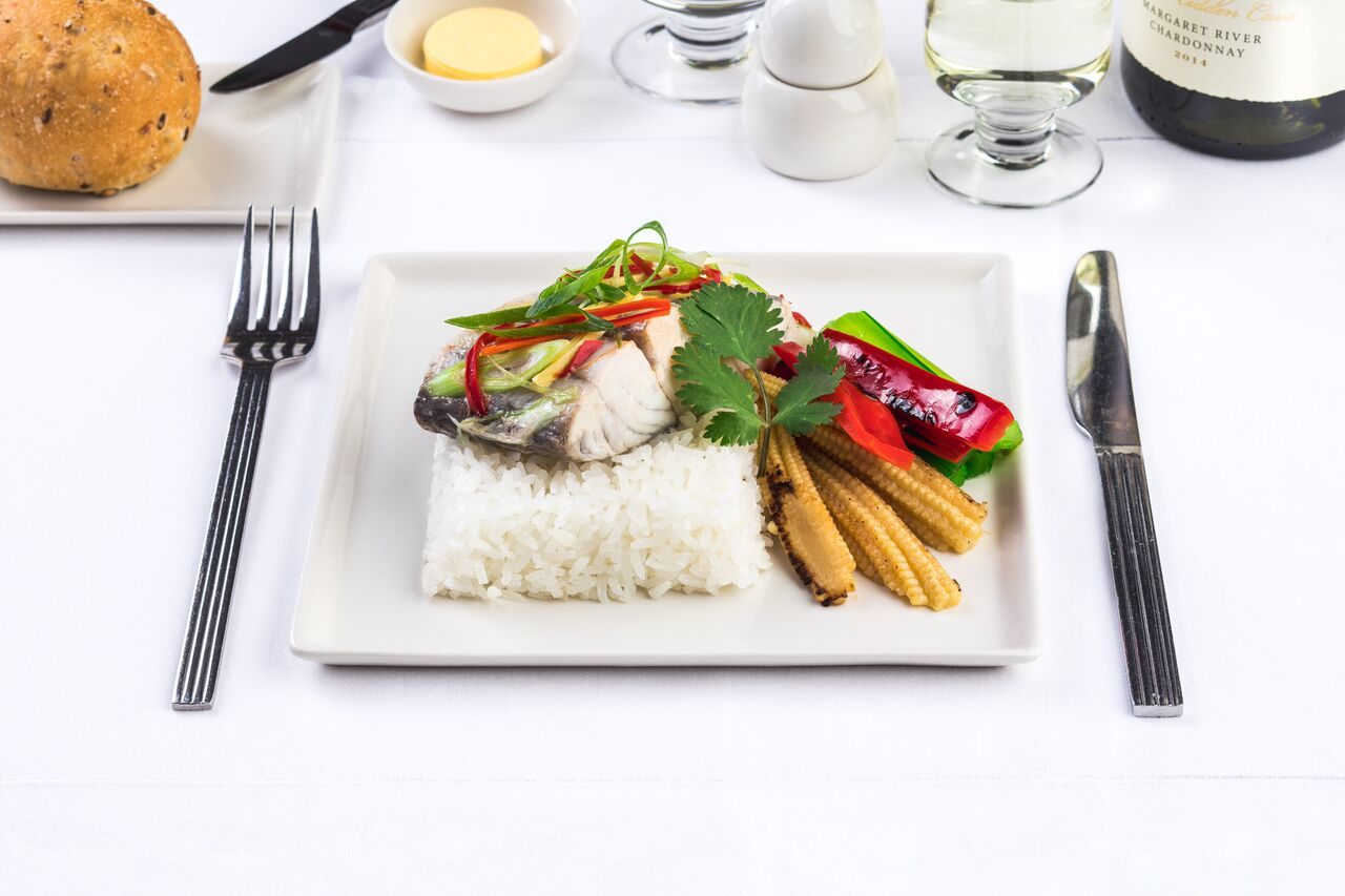 Singapore Airlines – Book the Cook – ADELAIDE FOOD CENTRAL