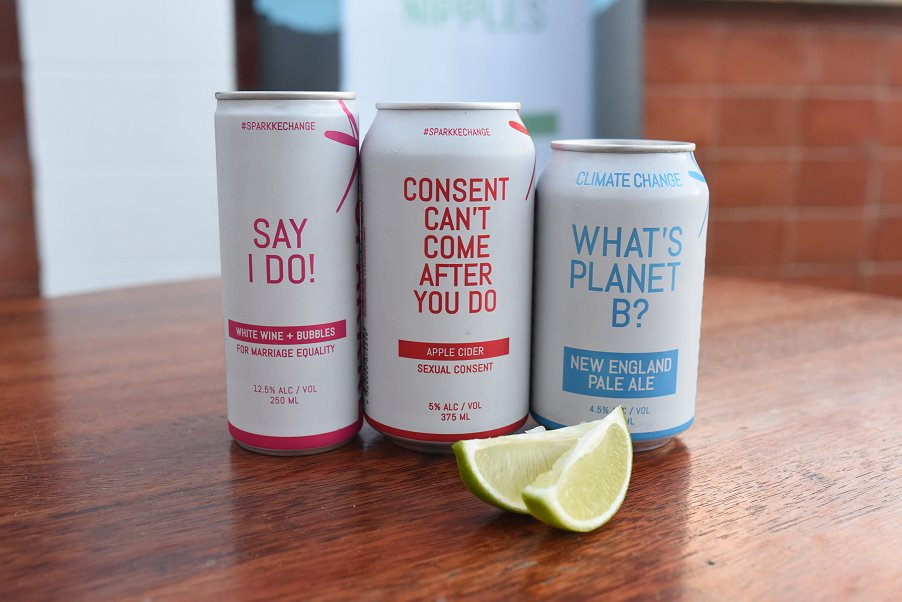 The Sparkke Change Beverage Co – 1st Birthday